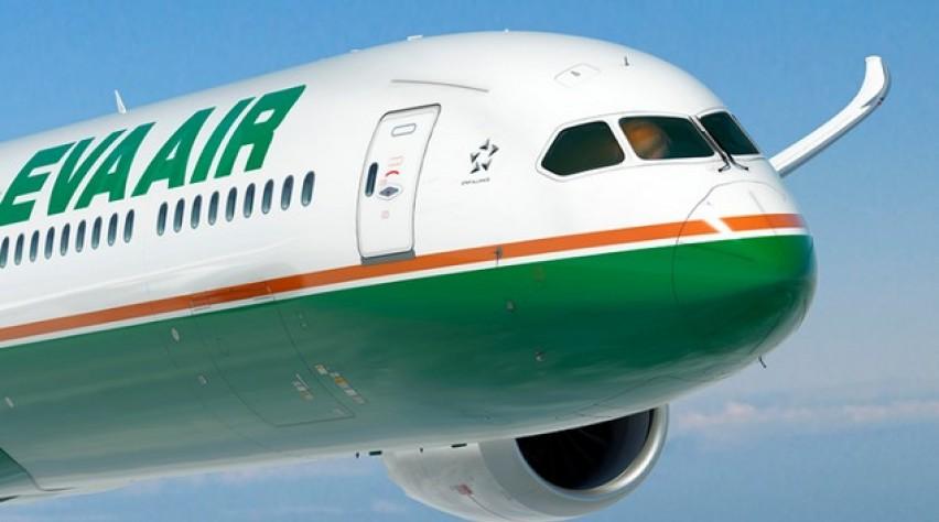 eva air, boeing 787-10