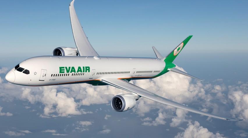 EVA Air Boeing 787-10