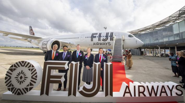 Fiji Airways A350-900