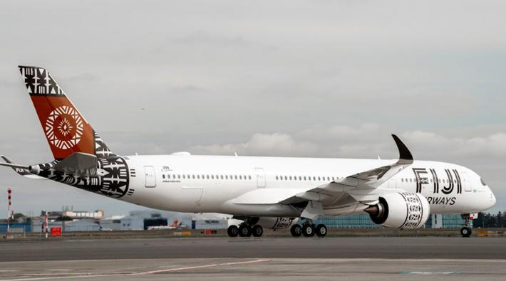 Fiji Airways A350