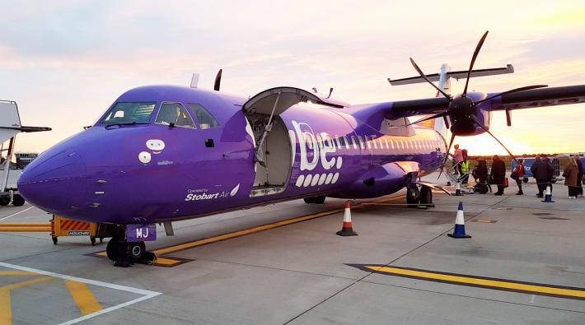 Flybe Stobart ATR