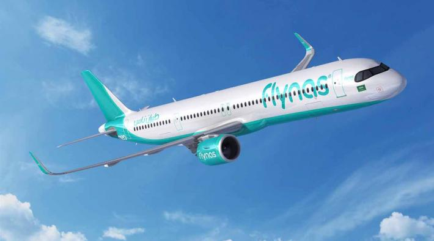 Flynas Airbus A321XLR
