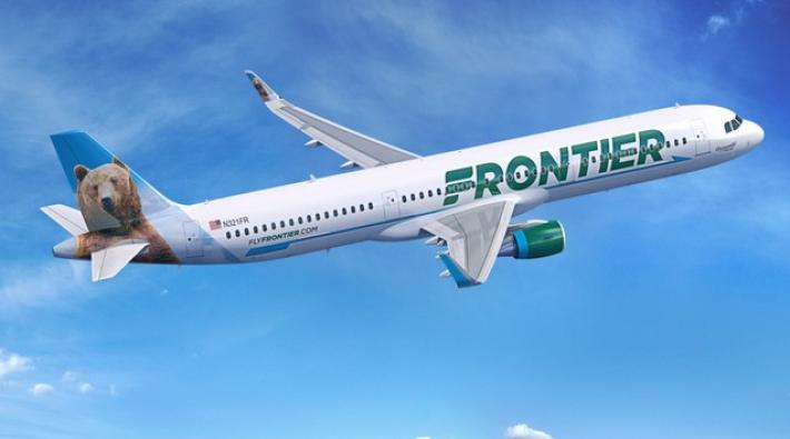 frontier, a320, a321, airbus