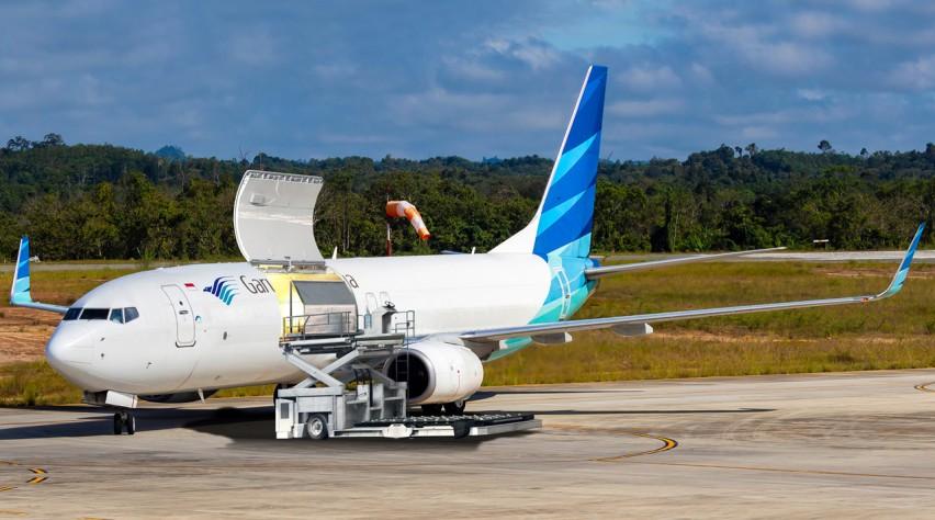 Garuda Boeing 737-800BCF