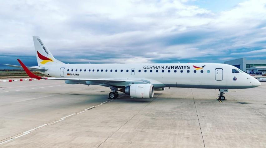 German Airways E190