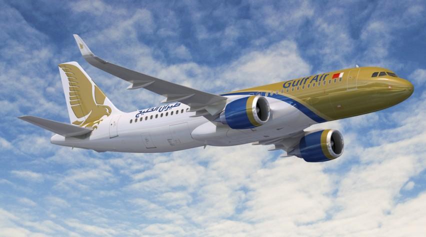 Gulf Air Airbus A320neo