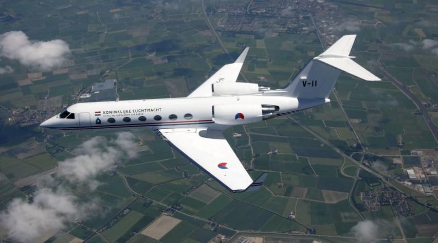 Gulfstream IV Nederland