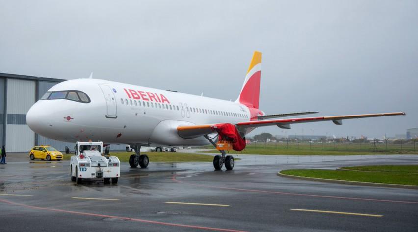 Iberia A320neo