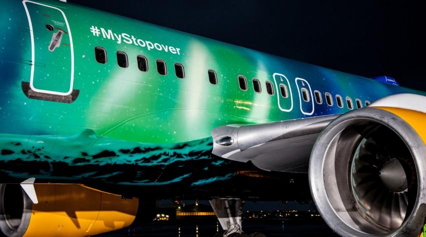 Icelandair Hekla Aurora
