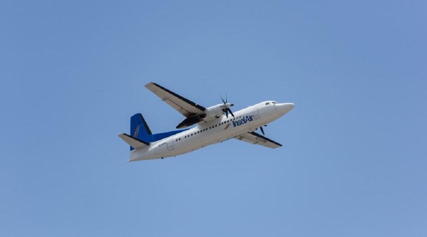 Fokker 50 Insel Air