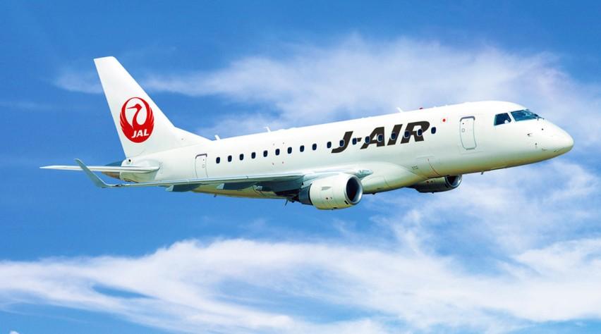 J-Air Embraer 190