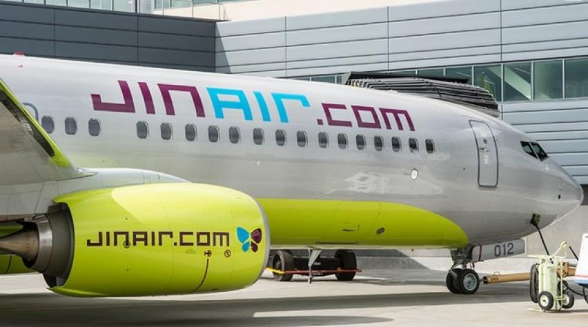 Jin Air, Boeing 737-800