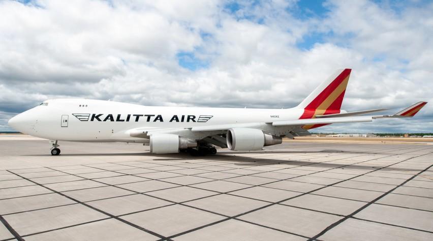 Kalitta Air 747