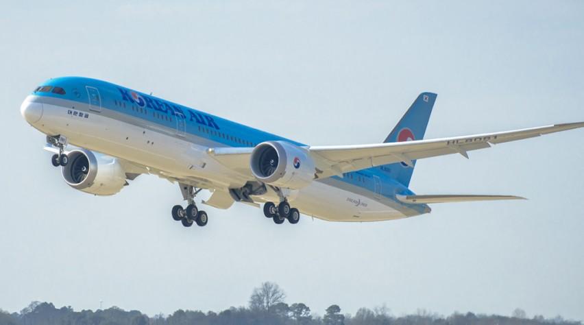Korean Air Boeing 787
