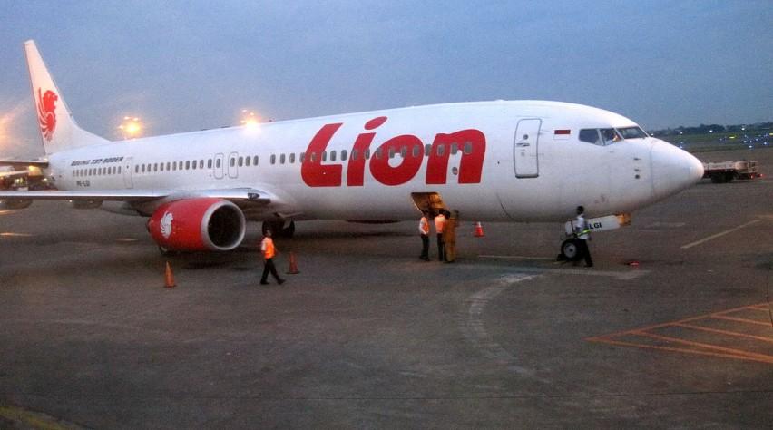 Lion Air Boeing 737-900