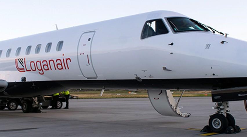 Loganair Embraer 145