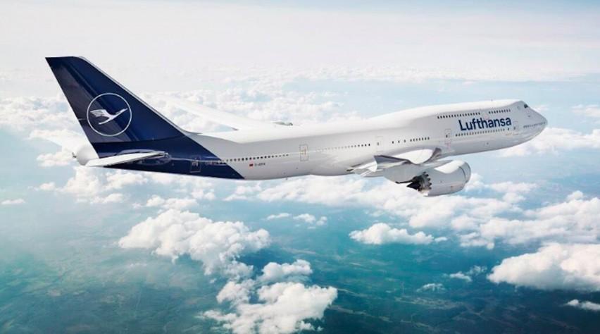 Lufthansa new livery