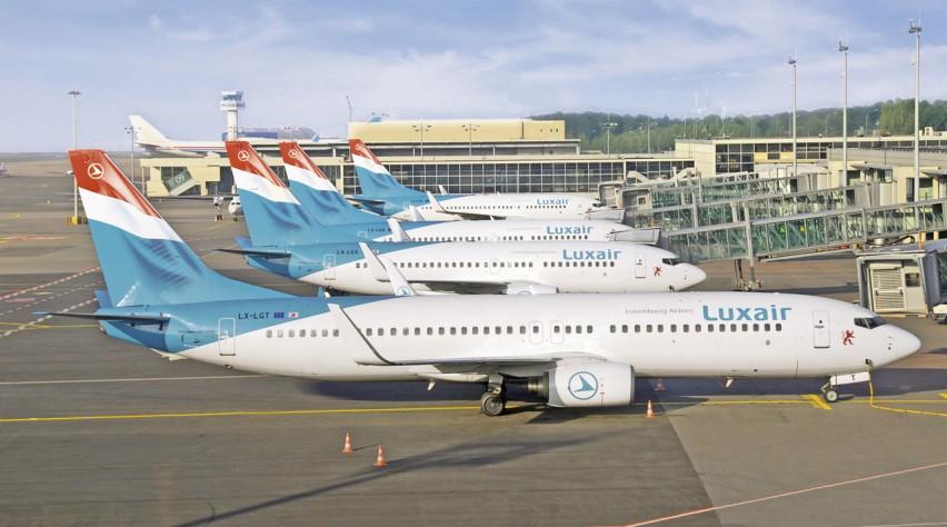 Luxair 737
