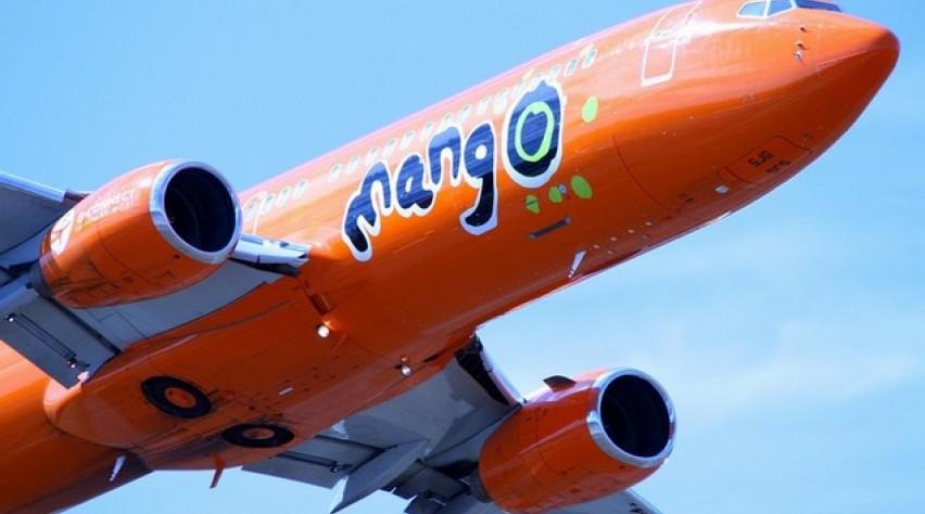 mango, boeing 737