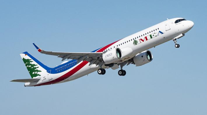 Middle East Airlines A321neo