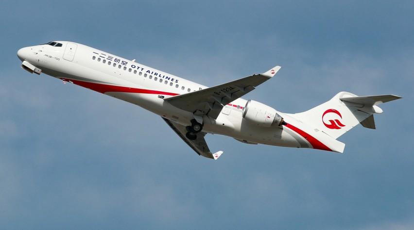 OTT Airlines ARJ21