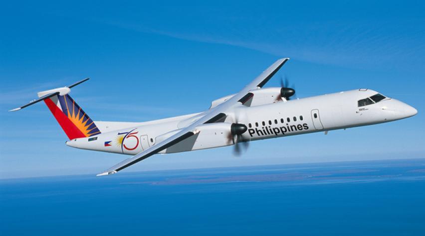 Philippine Airlines Bombardier Q400