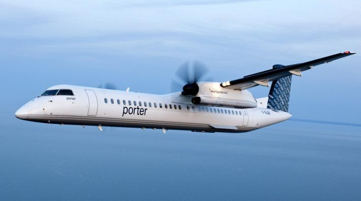 Porter Airlines Bombardier Q400