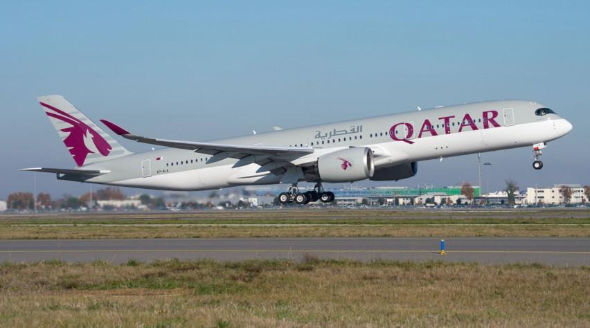Qatar Airways A350-900
