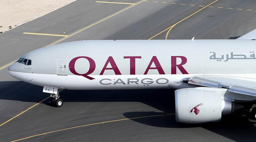 Qatar Airways 777F