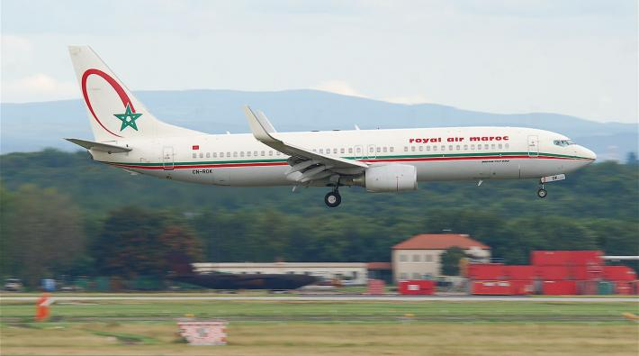 Boeing 737 Royal Air Maroc