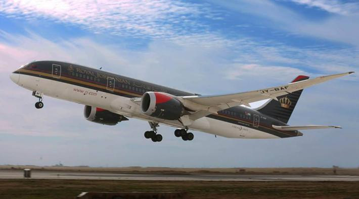 Royal Jordanian Boeing 787