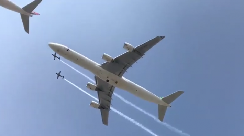 SAA A340-600