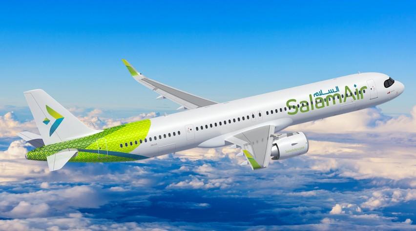 SalamAir A321neo