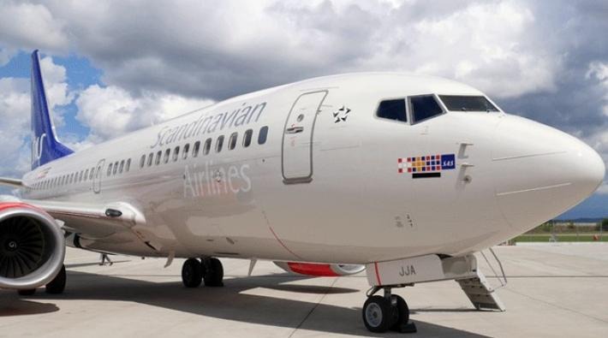 sas, privatair, boeing 737
