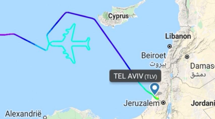 El Al 747 laatste vlucht