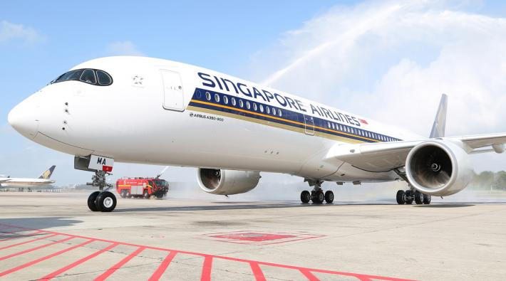 Singapore Airlines Airbus A350