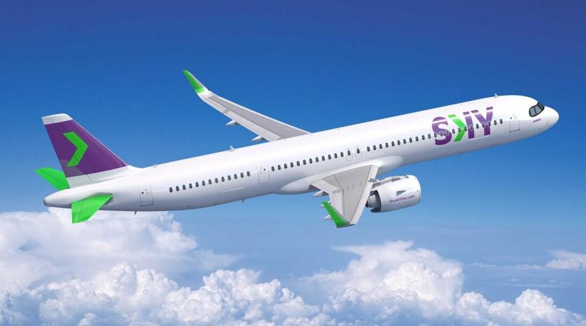 SKY A321XLR