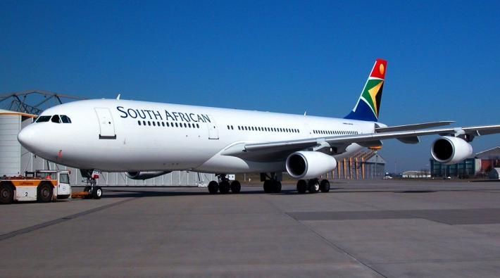South African Airways A340-200