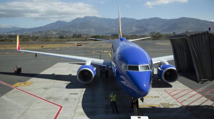 southwest airlines, boeing 737