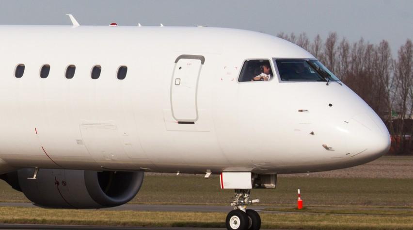 Stobart Air Embraer