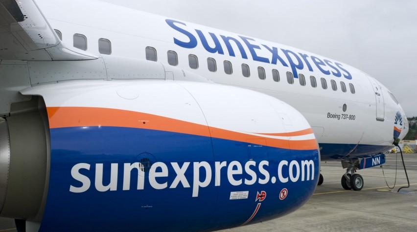 SunExpress Boeing 737 MAX
