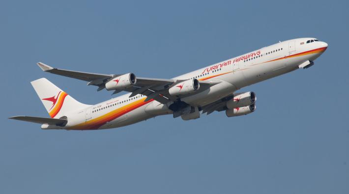 Surinam Airways Airbus A340