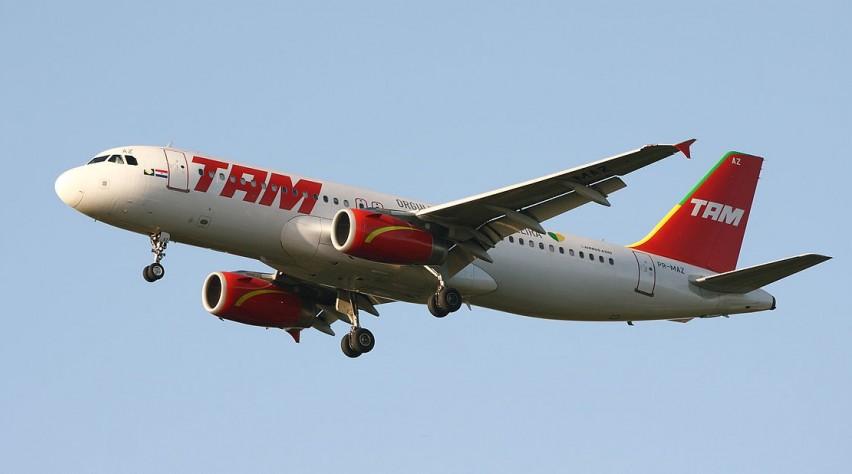 (LA)TAM Airbus A320