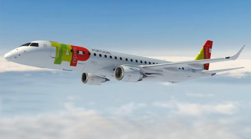 TAP Express Embraer 190
