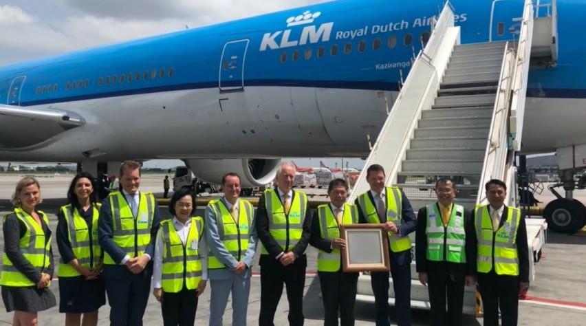 KLM Thailand