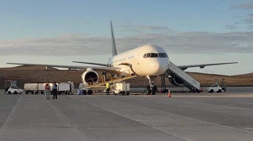 Boeing 757 Titan Airways