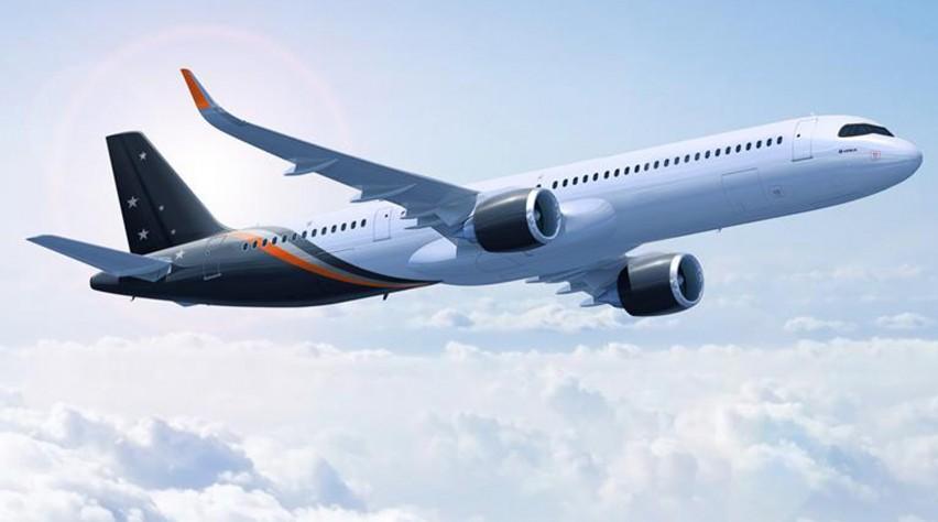 Titan Airways A321LR
