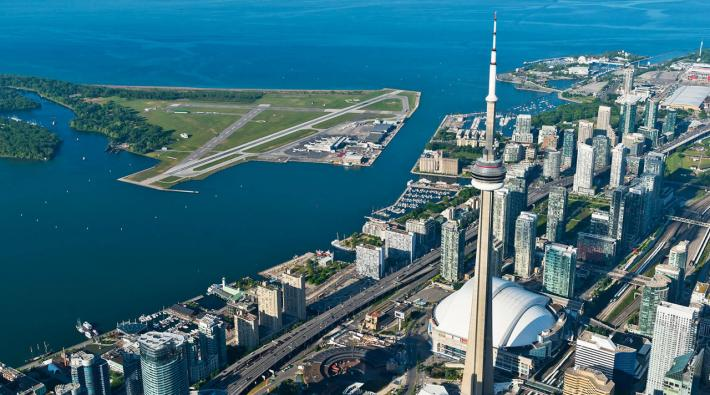 Toronto Billy Bishop City Airport