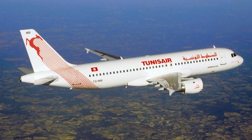 Tunisair A320