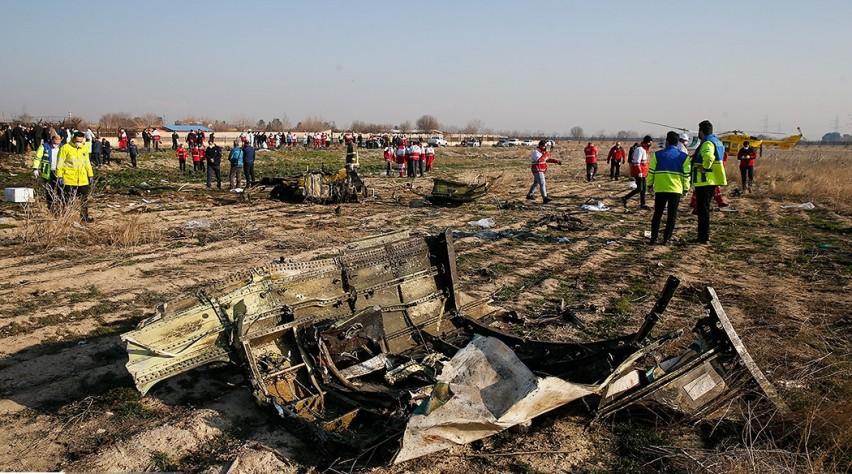 Ukraine 737 crash